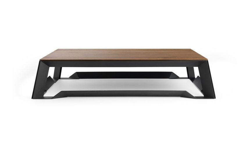 Tank steel table