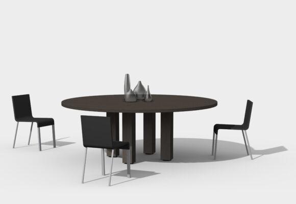 A-table